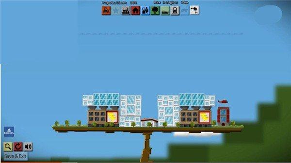 平衡城市中文版软件截图1
