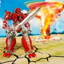 超级龙卷风机器人英雄