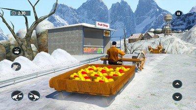 狗狗拉雪橇模拟器软件截图3