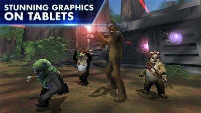 星球大战银河英雄传软件截图1