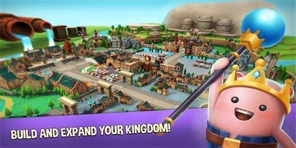 王国突袭比赛软件截图2