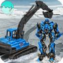 变形机器人模拟