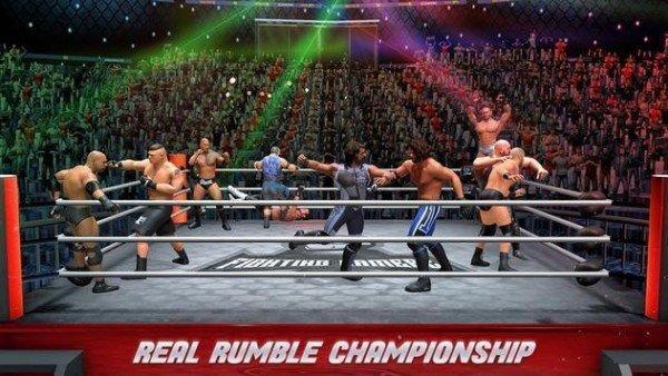 冠军摔跤竞技软件截图0
