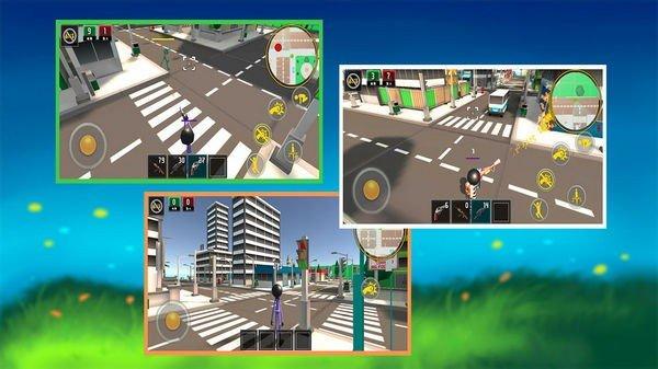 火柴人城市激斗软件截图1