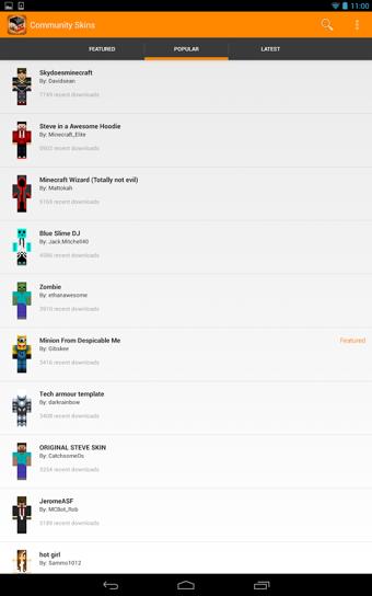 我的世界皮肤制作器(Minecraft Skin Studio)软件截图2
