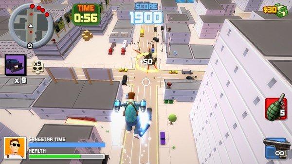 方块城市枪战软件截图2