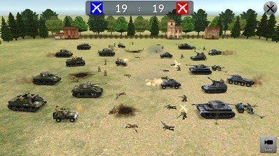 二战坦克对轰软件截图0