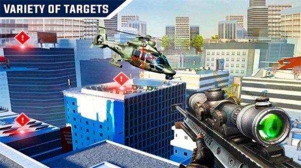 警队第一狙击手软件截图3