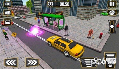 出租车接客3