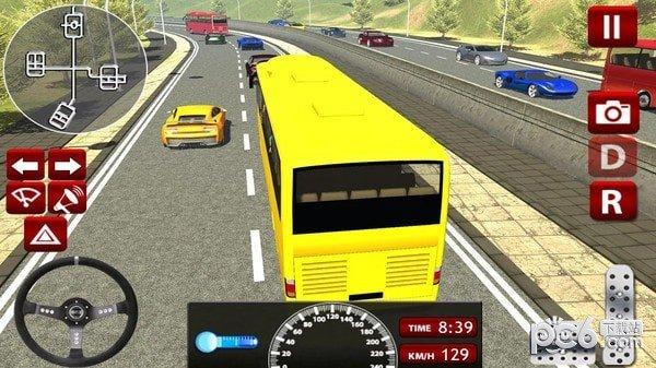 长途汽车司机3D