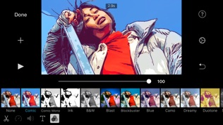 iMovie 剪辑