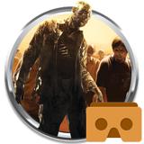 僵尸入侵VR游戏