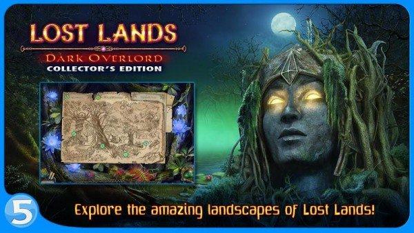 失落的土地软件截图1
