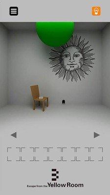 逃脱游戏白色房间软件截图0