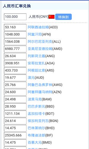 外汇交易计算器软件截图1
