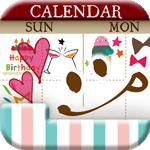 贴图日历(PETATTO CALENDAR)软件截图0