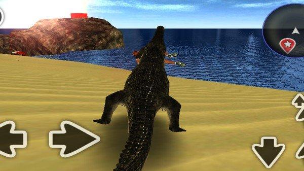 真正的鳄鱼模拟器软件截图1