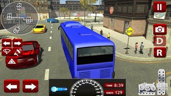 长途汽车司机3D软件截图3