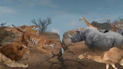 野生动物丛林法则软件截图1