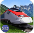 欧洲大陆模拟火车