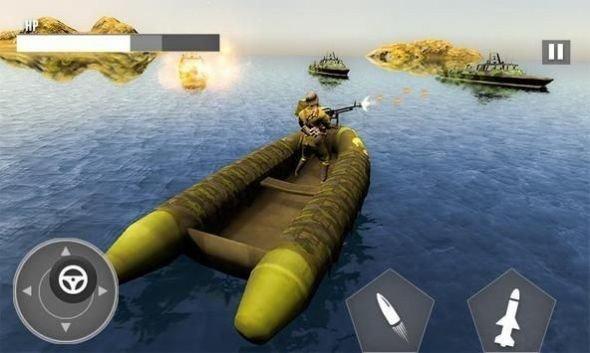 军事打击港口软件截图2