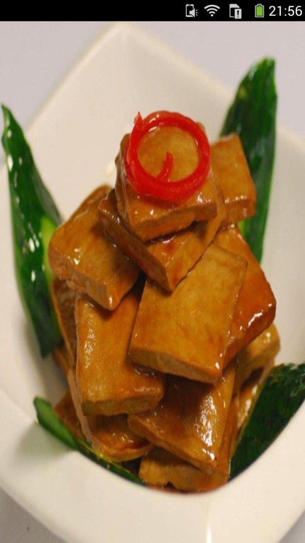 卤豆腐干的做法图文