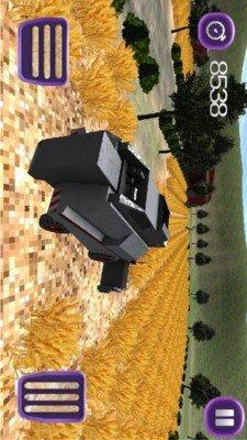 农场收割机