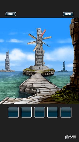 仙境冒险故事软件截图1