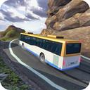 越野旅游巴士驾驶模拟器