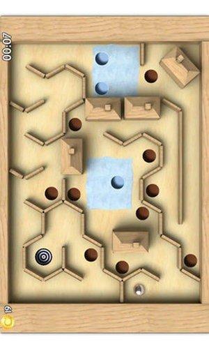 球球3D旋转迷宫软件截图3