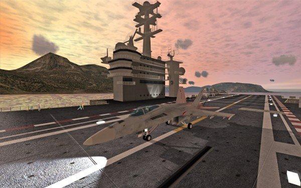 F18舰载机模拟起降2软件截图0
