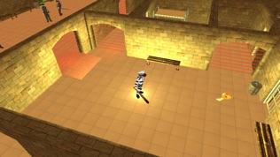 囚犯逃生故事3D
