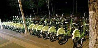 沈阳共享单车