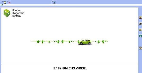 本田HDS诊断软件下载