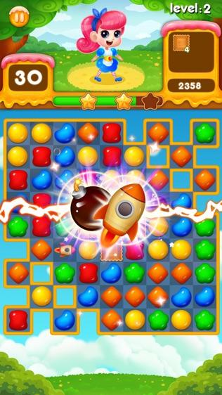 糖果缤纷消软件截图2