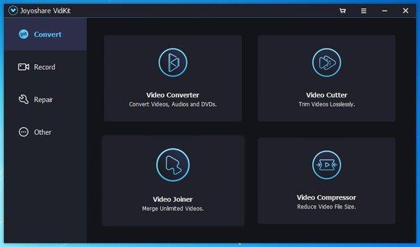 Joyoshare VidiKit(视频处理工具)