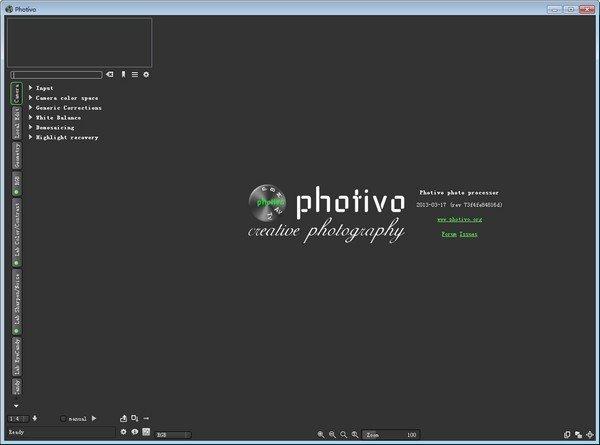 Photivo(RAW图片处理软件)下载