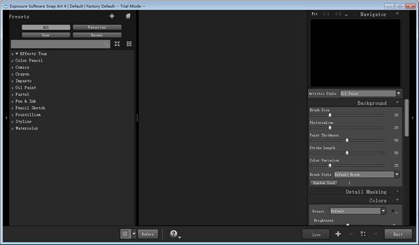Snap Art 4(PS手绘滤镜软件)下载
