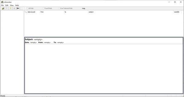 mboxview(邮箱管理软件)下载