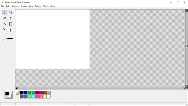 Mikes Sprite Editor(图形编辑器)下载
