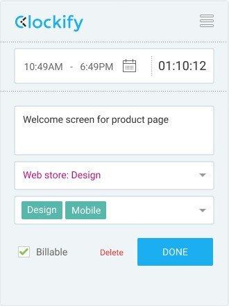 Clockify(时间追踪软件)下载