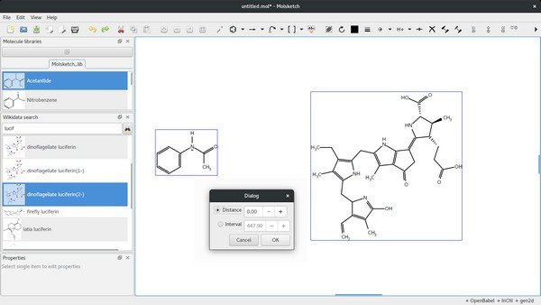 Molsketch(2D分子编辑工具)下载