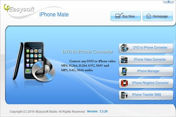 4Easysoft iPhone Mate(视频转换软件)