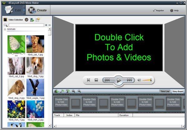 4Easysoft DVD Movie Maker(视频制作软件)