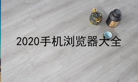 2021手机浏览器大全软件合辑