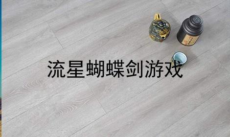 流星蝴蝶剑游戏软件合辑