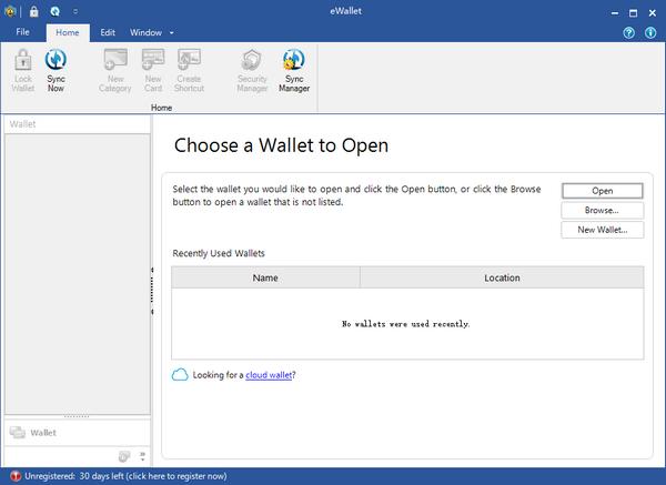 iliumsoft eWallet(电子钱包)