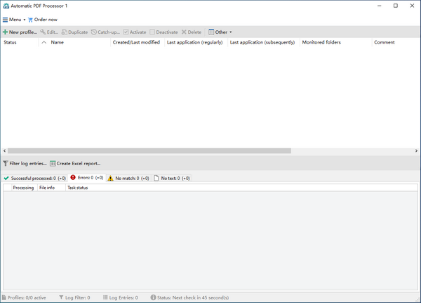 Gillmeister Automatic PDF Processor(PDF文件处理软件)下载