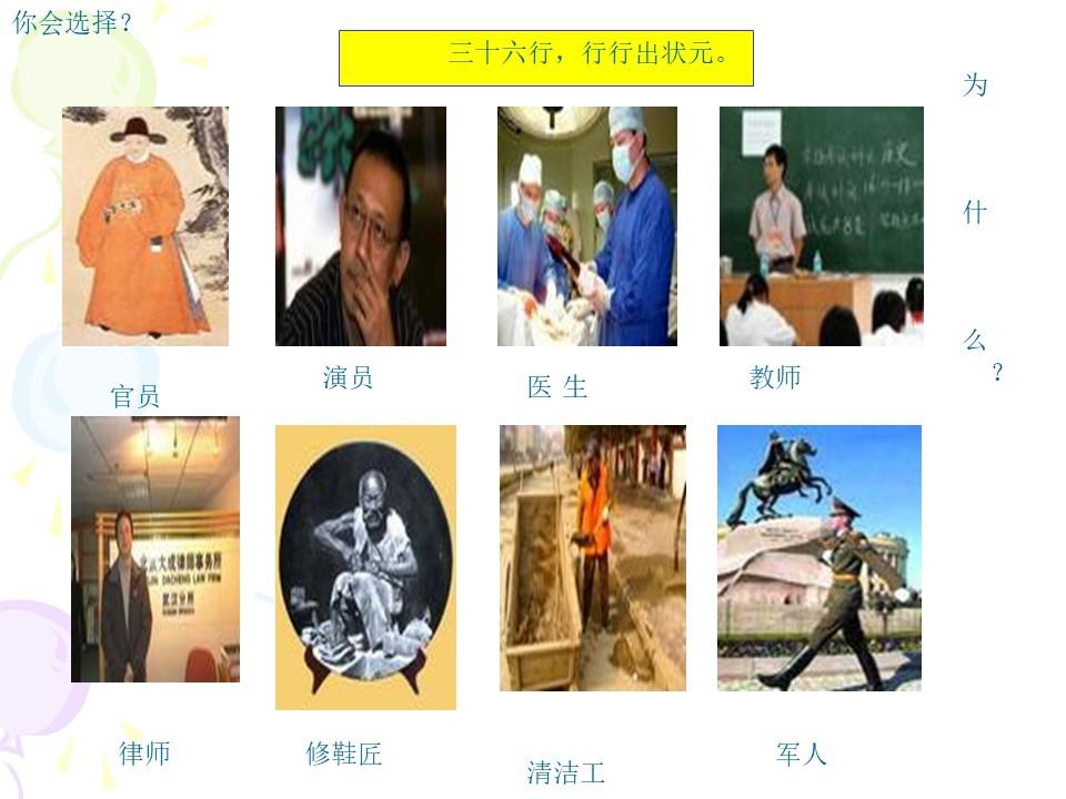 《敬业与乐业》PPT课件3下载