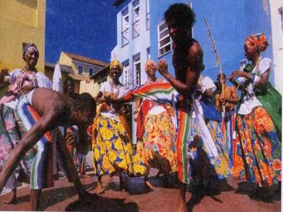 《彩色的非洲》PPT课件下载